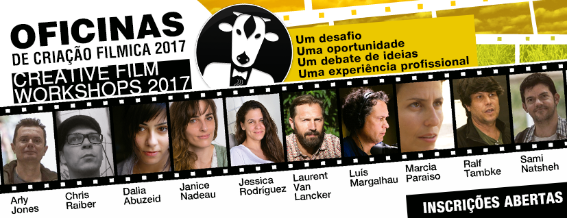 OFICINAS DE CRIAÇÃO FILMICA 2017