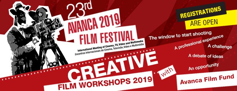 CREATIVE FILM WORKSHOPS 2019