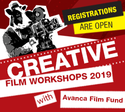 CREATIVE FILM WORKSHOPS 2019