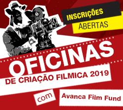 OFICINAS DE CRIAÇÃO FILMICA 2019